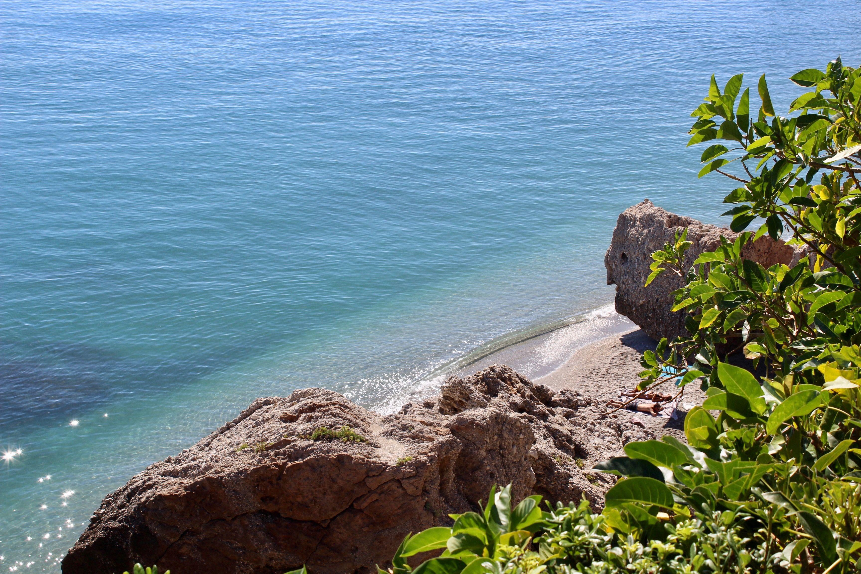 nerja carabeo beach malaga spain marbella wow | Weekend ...