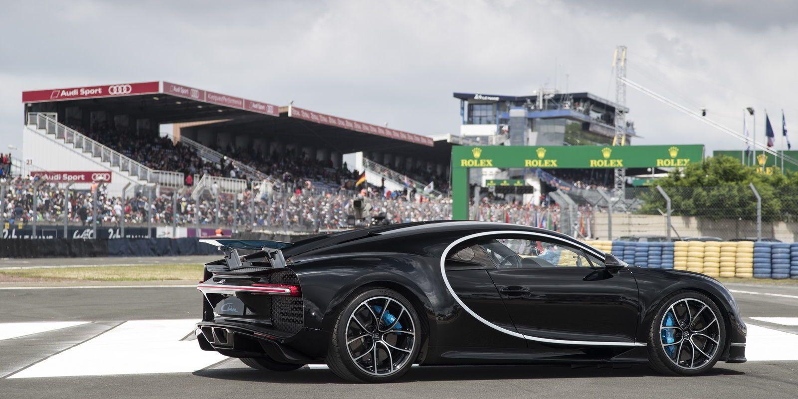 Bugatti Won't Build a Chiron Convertible