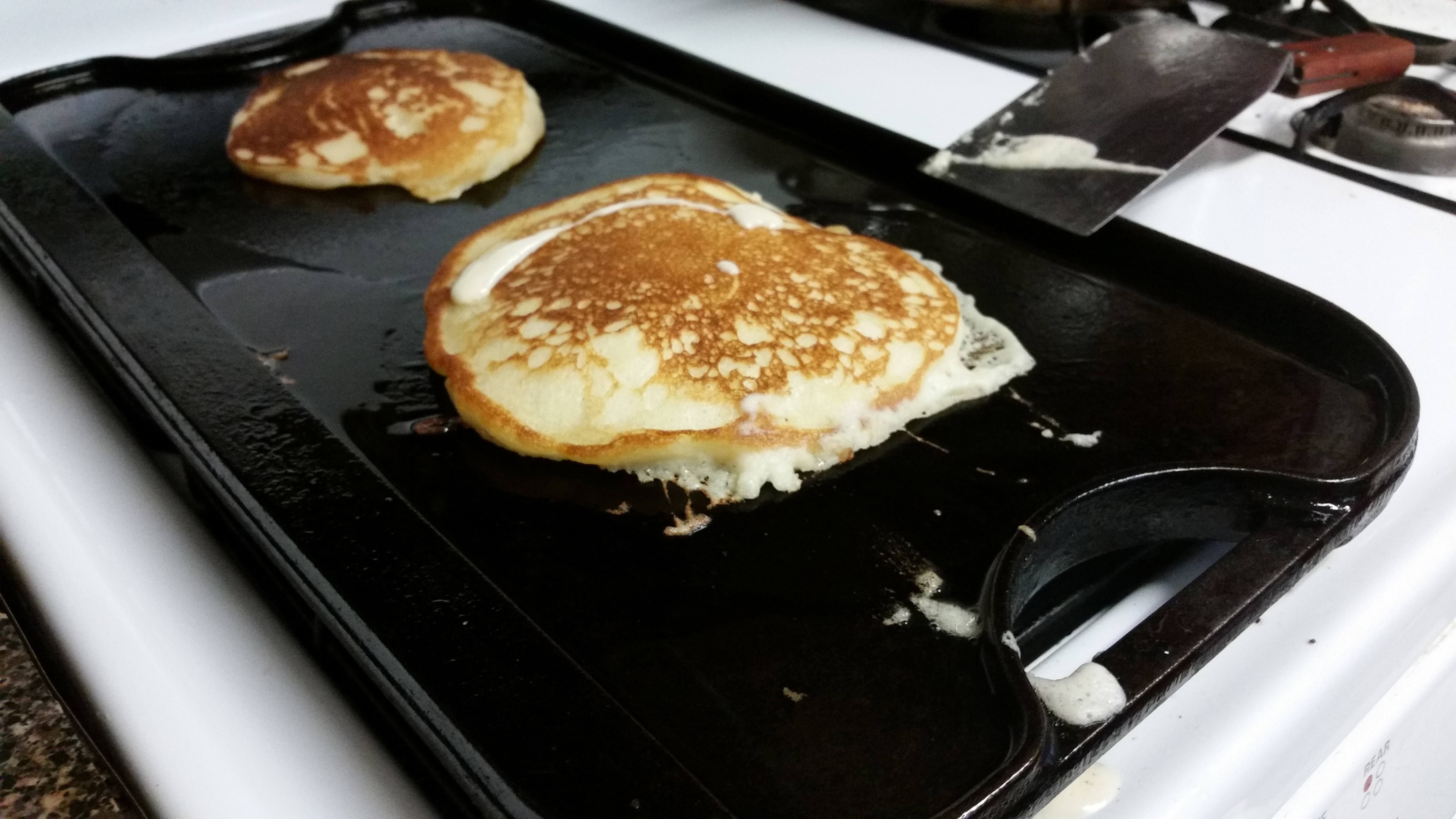 Easy Gluten Free Pancake Recipe