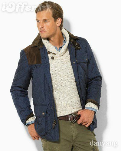 Polo Ralph Lauren Men S Kempton Quilted Jacket Mens Outwear Rugby Fashion Ralph Lauren Outfits