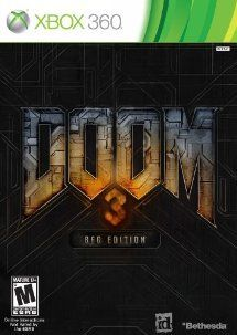 Microsoft Xbox 360 Doom 3 Bfg Edition With Doom Poster Included Plays On Xbox One You Can Get More Details By Clicking On The Image No Doom 3 Bfg Doom 3 Xbox