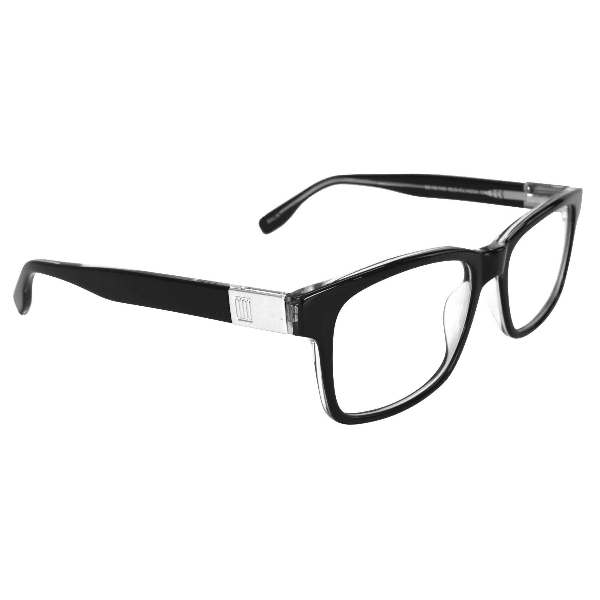054e594ca4 Mens Strong Glasses Frames Prescription Eyeglasses Rxable 551814537 in  Black  gt  gt  gt