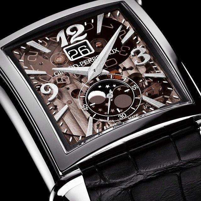 Splendor Uhren deco splendor vintage 1945 large date moonphase with