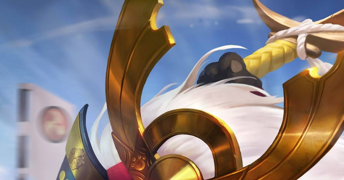 Looking For Akai Wallpaper Full Hd Skins Elite Epic Limited Starlight To Legend Take It Easy Wallpaperhd Mobile Legend Wallpaper Mobile Legends Wallpaper