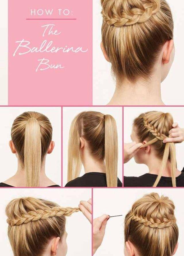 Figure Skating Bun Idea Hair Styles Braided Hairstyles Updo Long Hair Styles