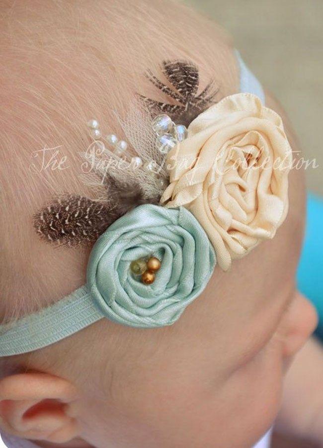 Diademas para ni as headband holders hair bow and craft - Diademas para ninas ...
