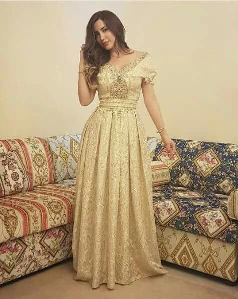 Les plus belles robes oranaises
