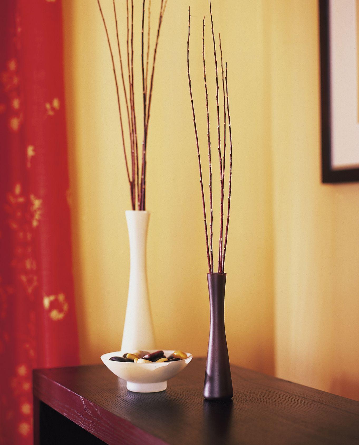 Hay colores que reflejan elegancia y se complementan muy - Objetos rusticos para decoracion ...