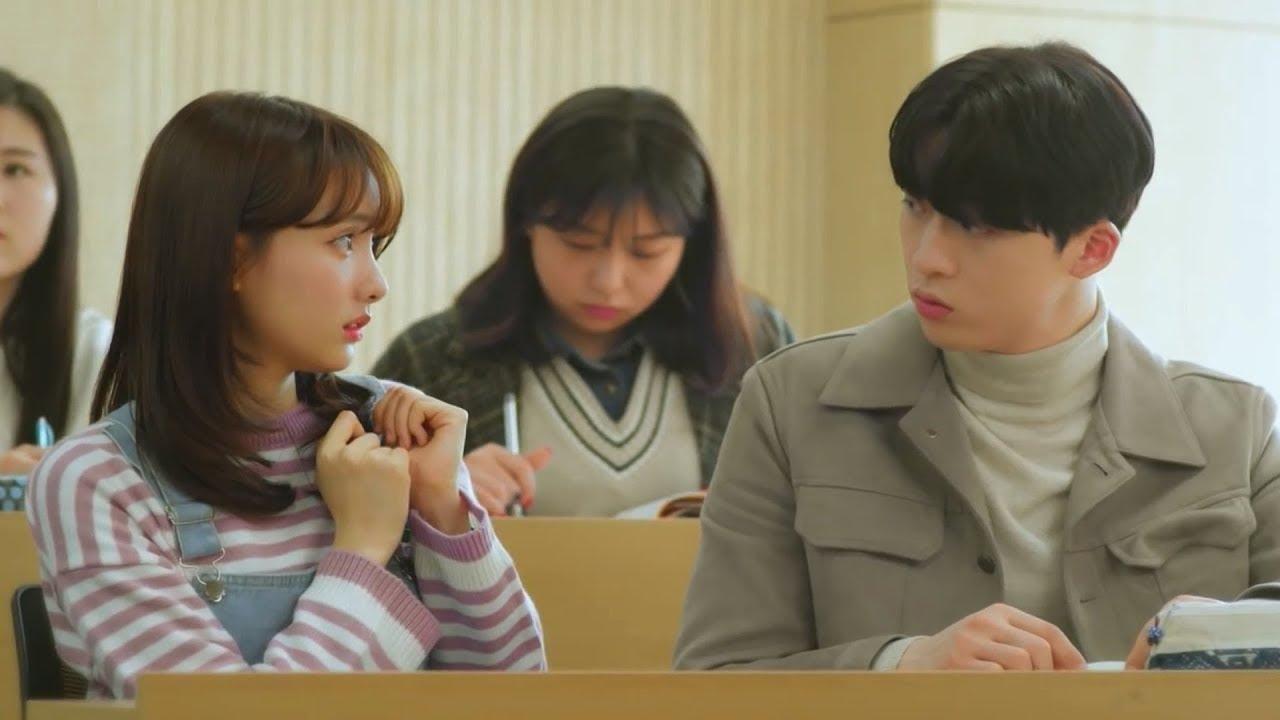 المسلسل الكوري الرومانسي ربما نعم و ربما لا الحلقة الأولي 1