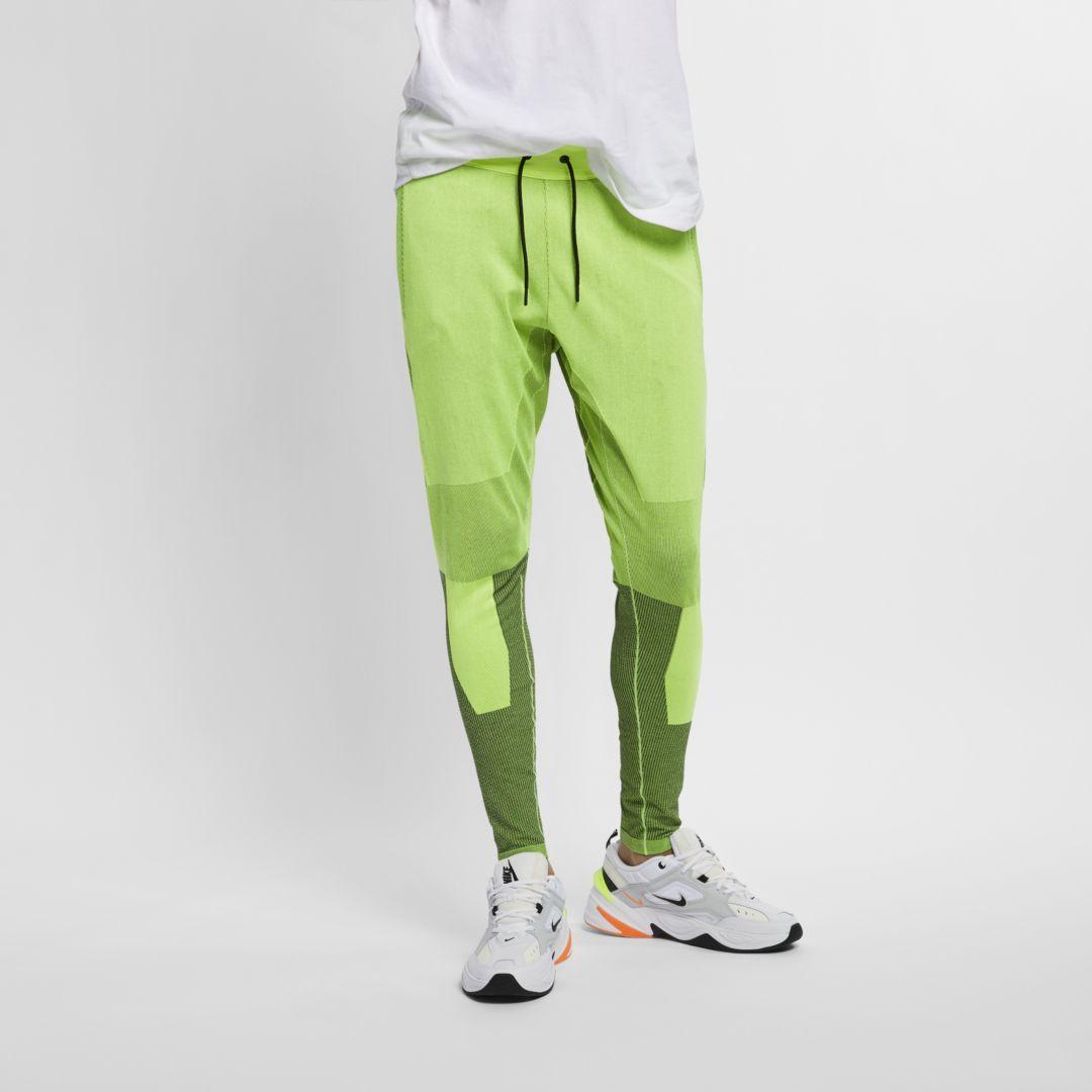 cfc2cfd5f716b Sportswear Tech Pack Men's Knit Pants in 2019 | Products | Knit ...