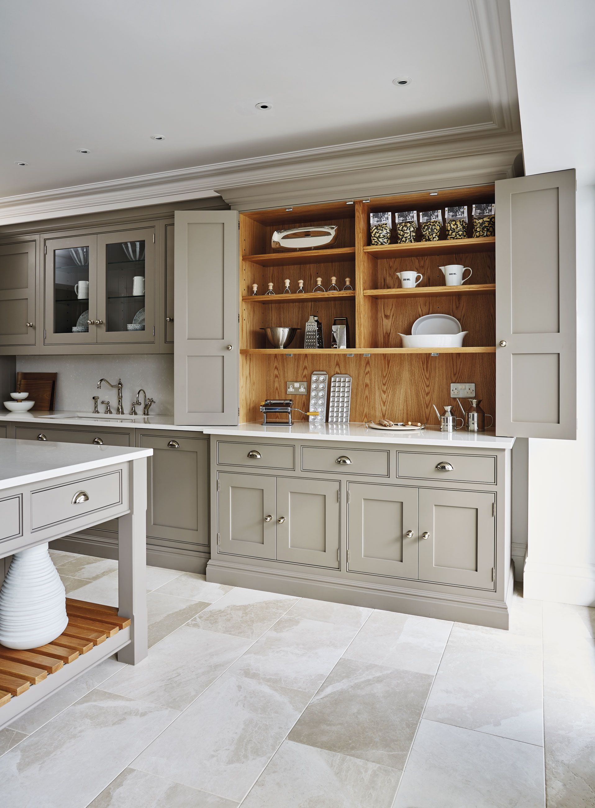 Spotlight on pantries also the quintessential guide to beautiful kitchens big in rh pinterest