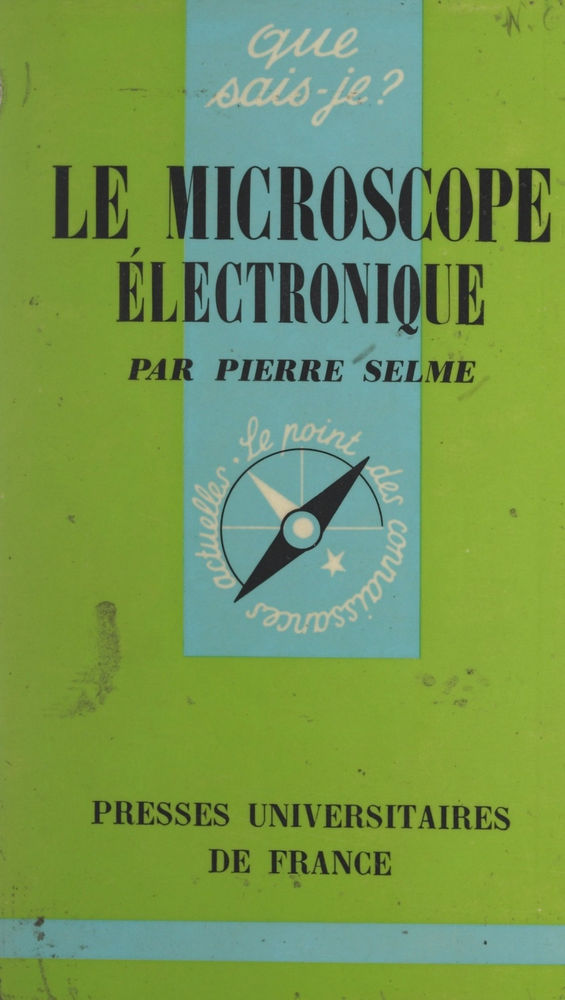 Read for free Le microscope électronique Books Online