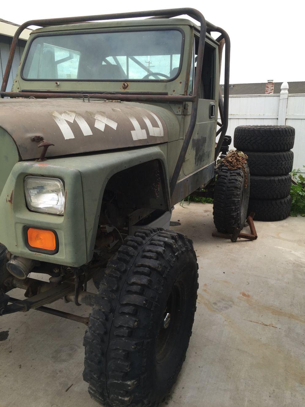 1984 cj10a build jeeps