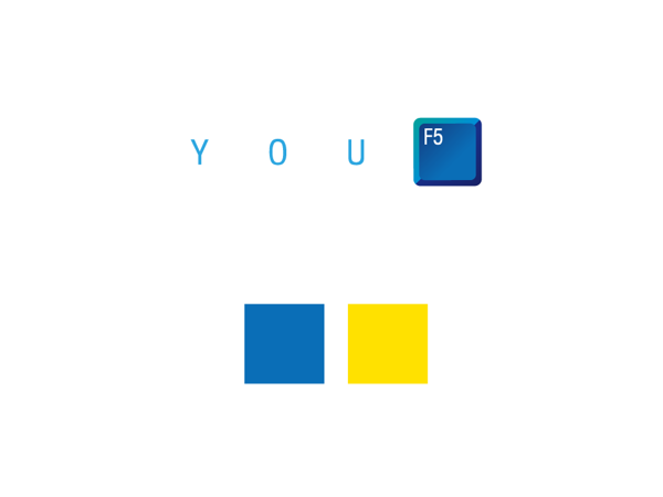 YOU.F5 by kkang _, via Behance