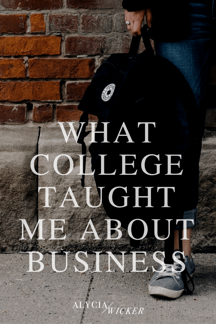 What College Taught Me About Business Business School Interior Design Business Schools In America