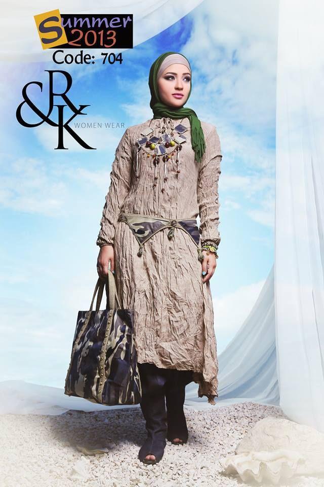 الشياكة والاناقة مالهاش حل مع اكبر تشكيلة ملابس محجبات 2013 Hijabi Outfits Casual Hijab Outfit Hijab Fashion