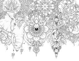 Image result for sun and moon mandala coloring pages ...