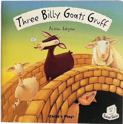 Billy Goats Gruff Story - Laptuoso