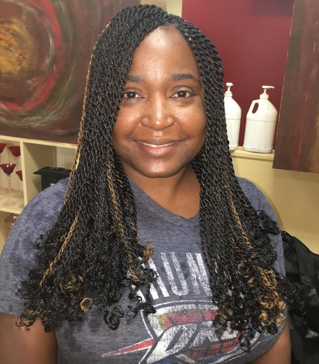 Senegalese twists ways to turn heads quickly flexi rods and