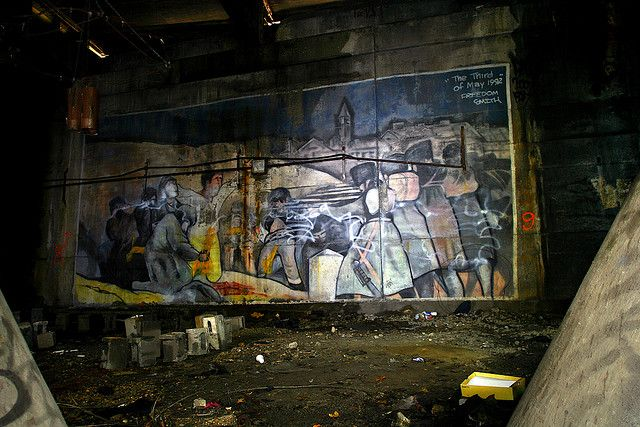 Freedom Tunnel Photo Graffiti Photo Sharing