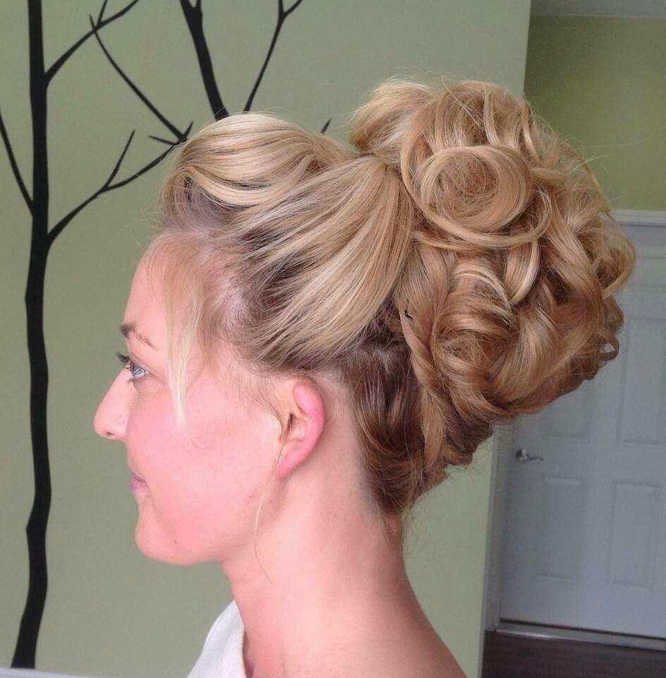 Bridal hair fit for a princess Expert hair artist, Elizabeth Jones ...