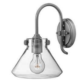 Congress 'One Light Wall Sconce' by Hinkley Lighting. USA company, $149.