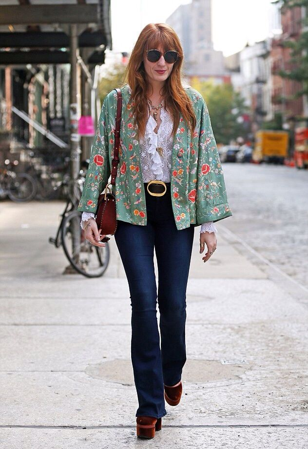 Pin by ᴀᴋꜱᴇɪɴɢᴀ on Florence Welch | Florence welch style