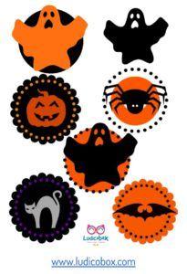 Manualidades fciles con nios para Halloween Manualidades fciles