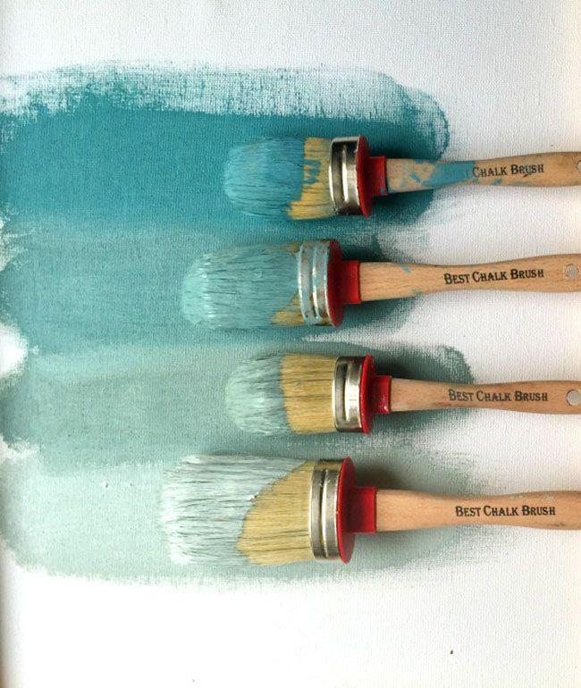 Efecto ombr c mo aplicar el degradado de color para for Aplicacion para decorar tu casa