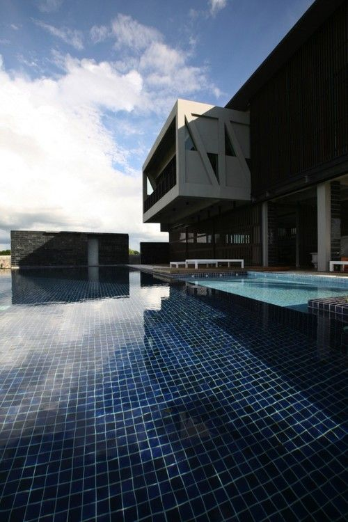 Casa Ubon Supermachine Studio Architecture Pinterest Studio - Ubon-house-in-thailand-by-supermachine-studio