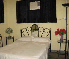 Alojamientos privados en Playa (Habana), Cuba. Casa Carmen - propietario: Carmen