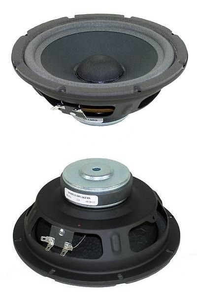 bose 8 inch subwoofer. speaker parts and components: 8 bose style woofer for 301 series v ss audio inch subwoofer