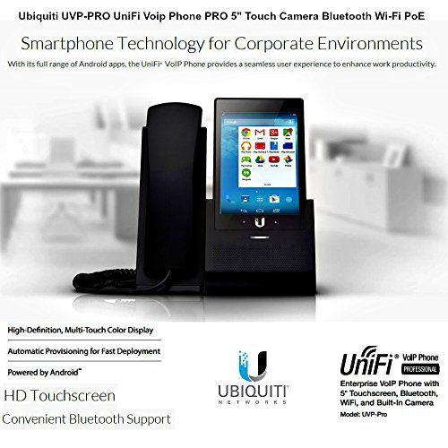Ubiquiti UVPPro UniFi VoIP Phone