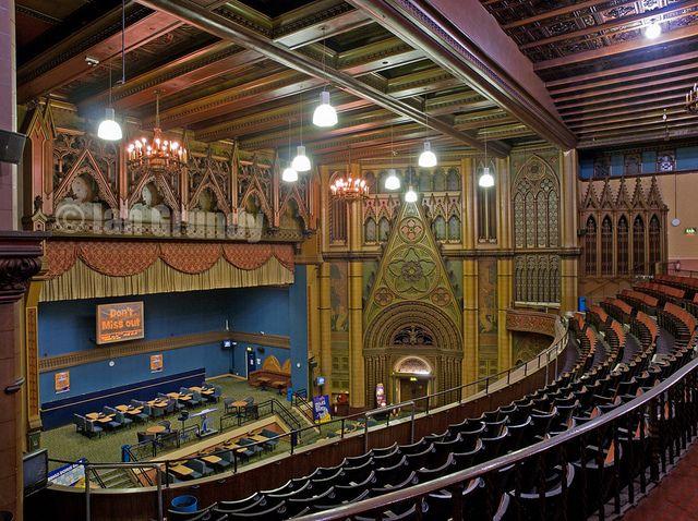 The Granada Tooting London Once A Cinema Now A Bingo