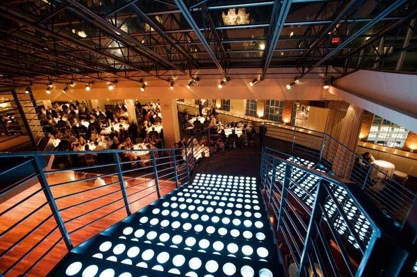 tribeca rooftop is perfect for a corporate breakfast business luncheon gala reception