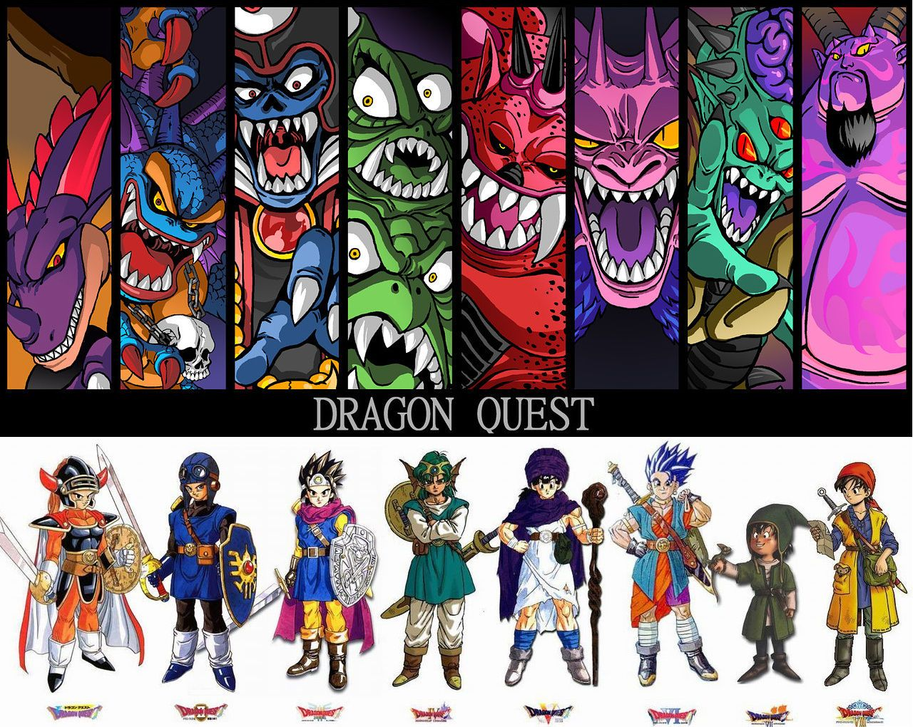 DRAGON QUEST | TV games | Dragon quest, Dragon quest 8, Dragon
