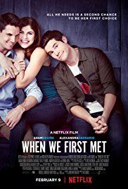 Watch When We First Met Full-Movie Streaming
