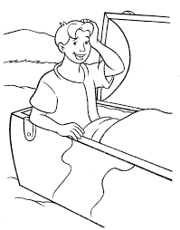 Image Result For Woman At Jesus Feet Coloring Page