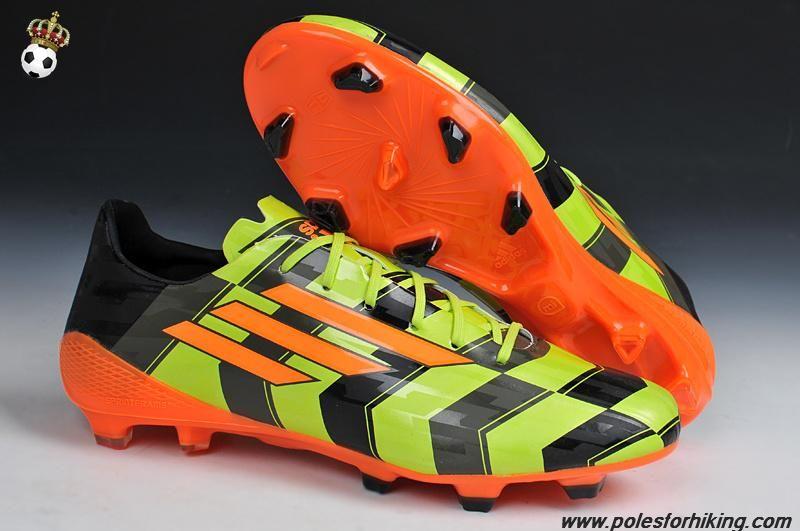 3f3830a895c73 2014 Crazylight TRX FG (Zest Slime Black) Adidas F50 AdiZero 2014 Soccer  Cleats