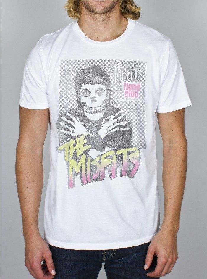 ec716304 Junk Food Clothing - The Misfits Tee - New Arrivals - Mens | It's ...