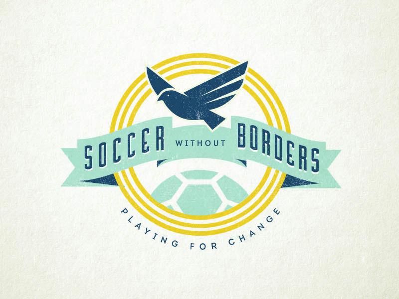 NonProfit Logo for Soccer Beyond Borders Logos design