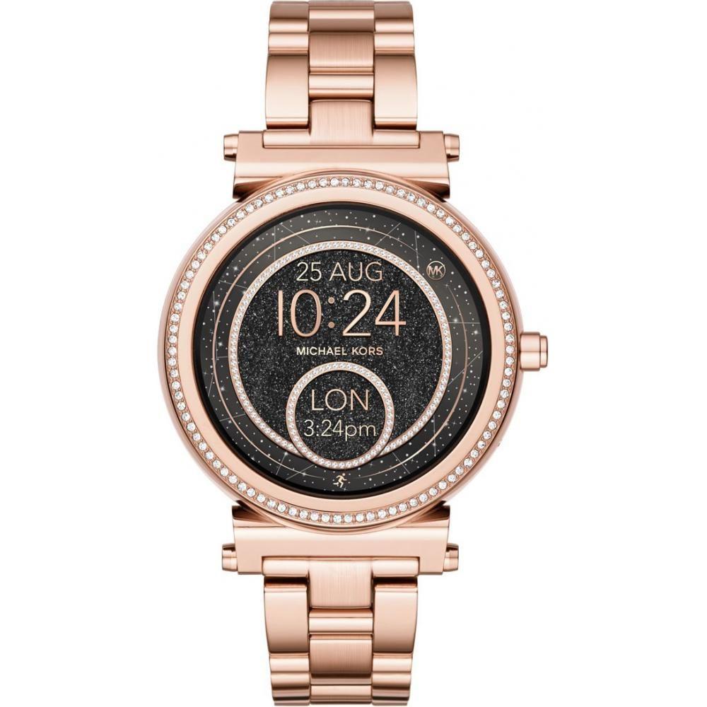 Michael Kors Women s Smartwatch Sofie MKT5022 Bijuterias, Coisas Legais,  Relógios Legais, Relógios Femininos 7637ebef46