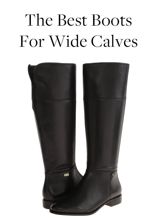 The 7 Best Wide-Calf Boots - Purewow