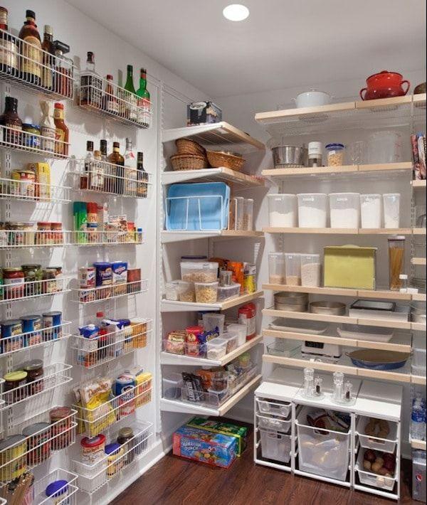 Id es et astuces pour bien organiser ranger sa cuisine for Arrangement de cuisine