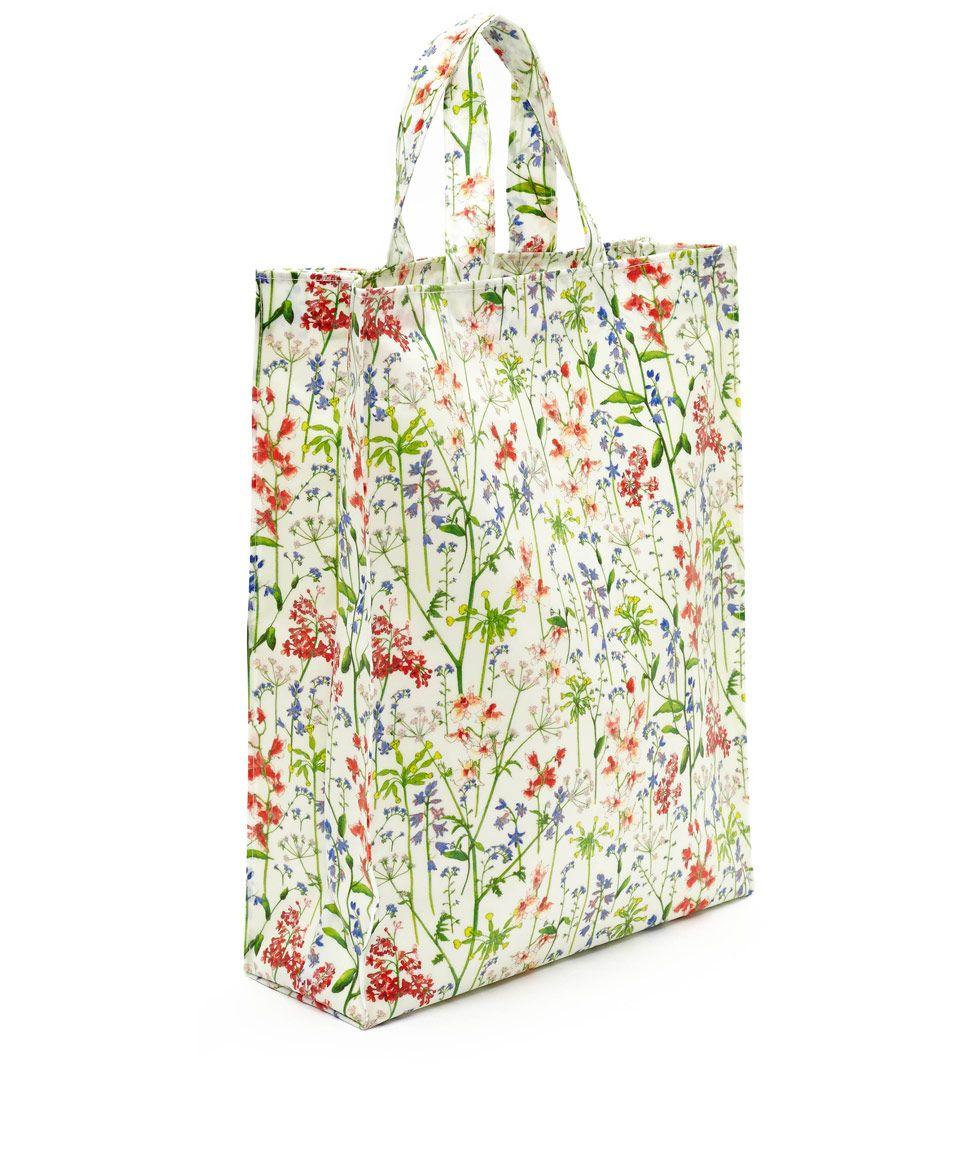 Liberty Theodora Print Tote Bag