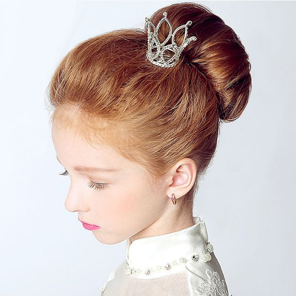 Hair Accessories Jewelry Quality Tiara Comb Directly From China Tiaras Suppliers Small S Crown Combs Clear