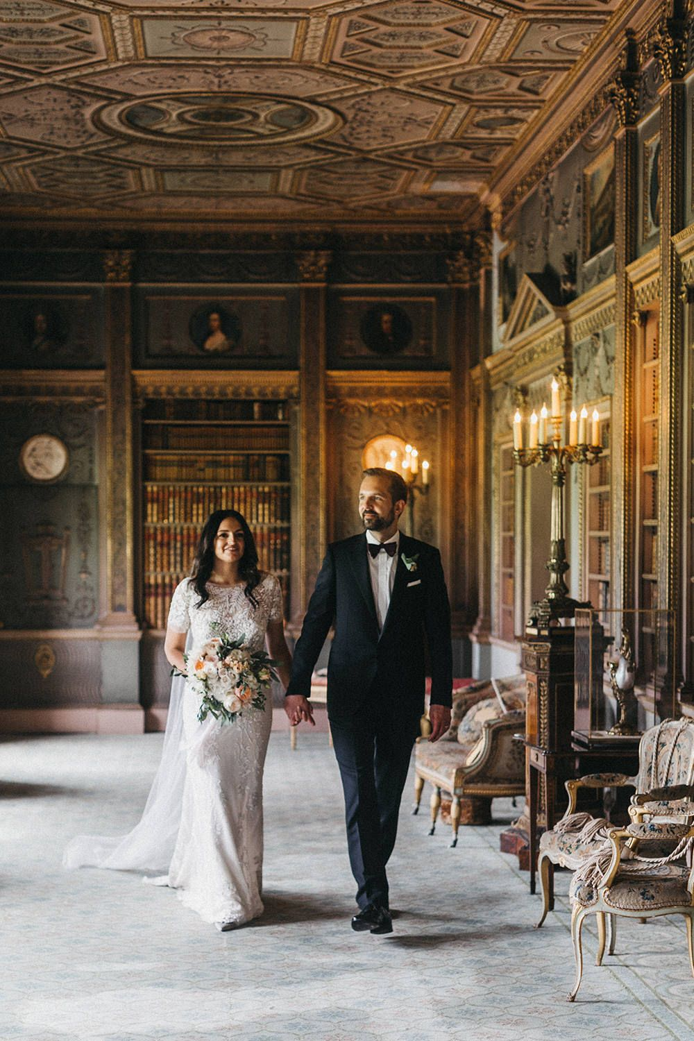 Stunning Syon Park Wedding With Quill Stationery Suite Syon Park