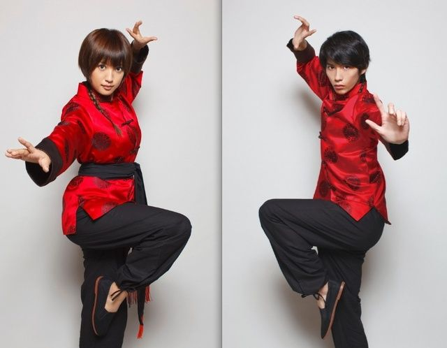 Live Action Ranma 1 2 December 2011 All Of My Dreams Are Coming True Live Action Ranma Guys And Girls