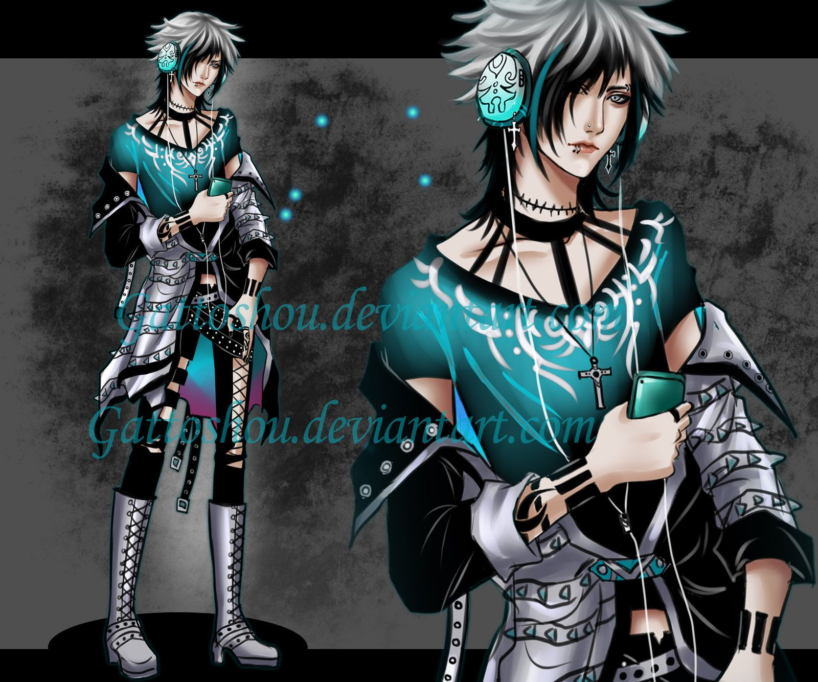 Male adopt 67 auction closed by gattoshou