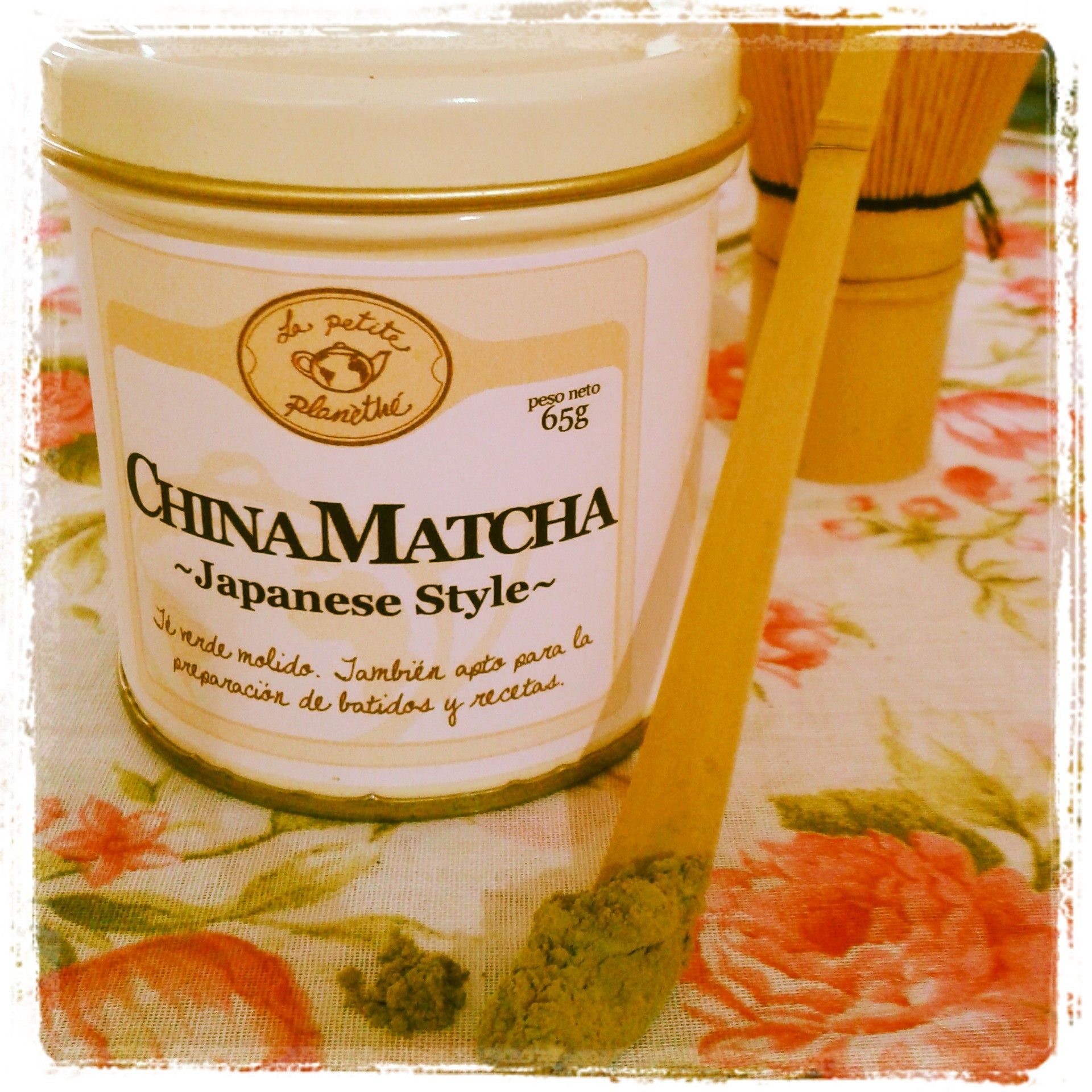 "China Matcha ""Japanese Style"""